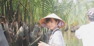 Tour du lịch rừng dừa bảy mẫu