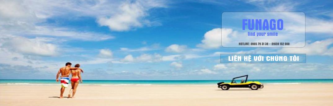 Hệ thống đặt tour du lịch trực tuyến