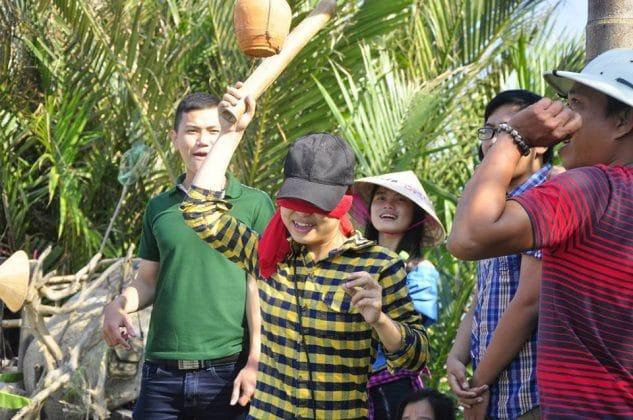 Tour rừng dừa bảy mẫu