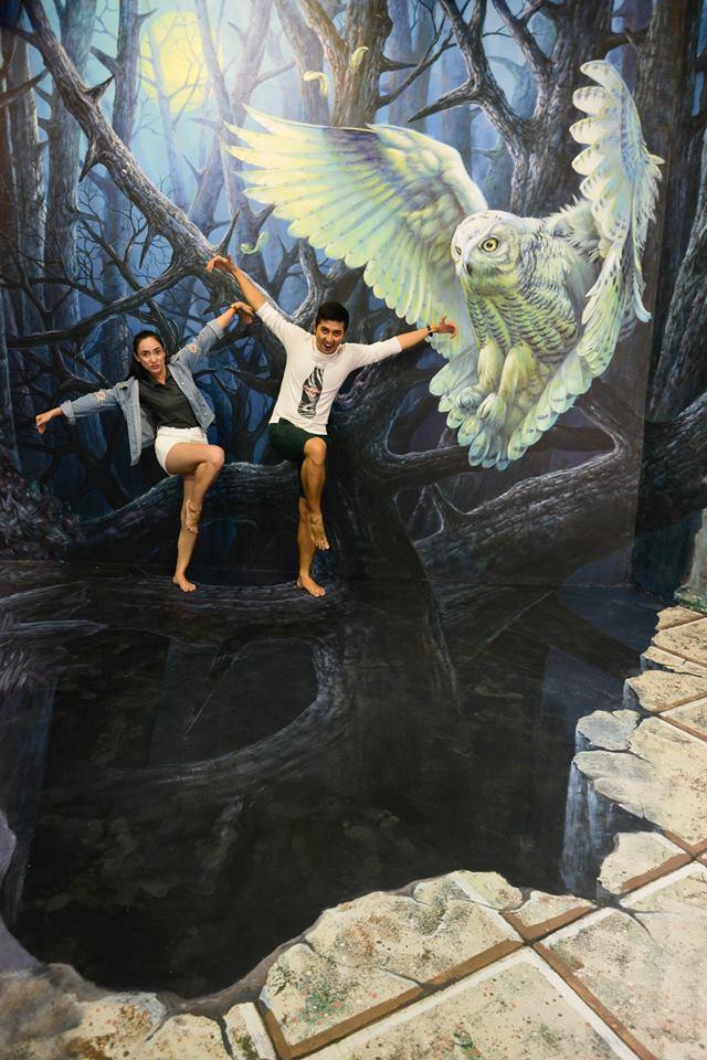 vé tham quan bảo tàng 3D Đà Nẵng