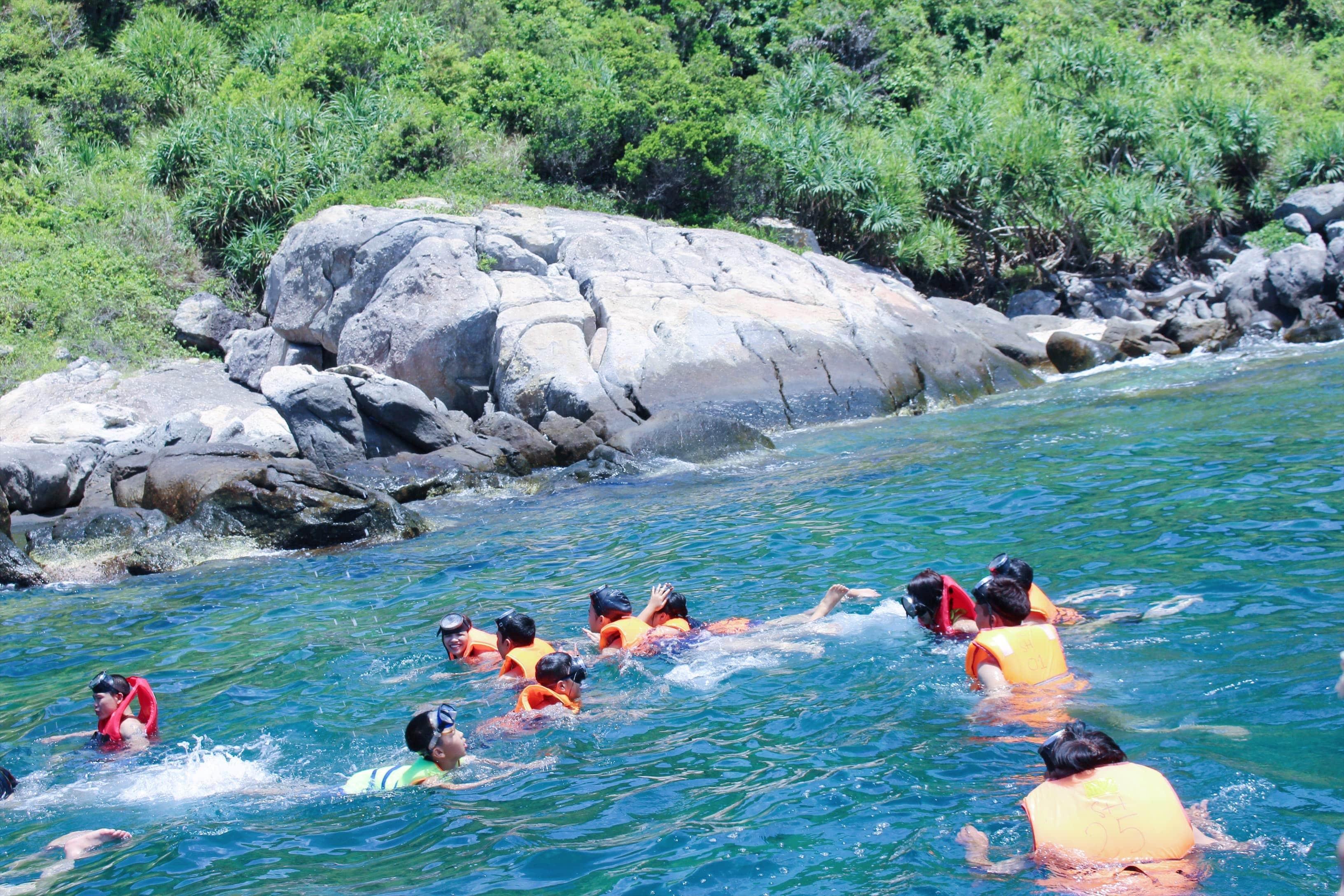 Du lịch Cù Lao Chàm tự túc