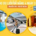 Combo du lịch Đà Nẵng 4 Ngày 3 Đêm
