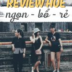 review du lịch Huế Facebook