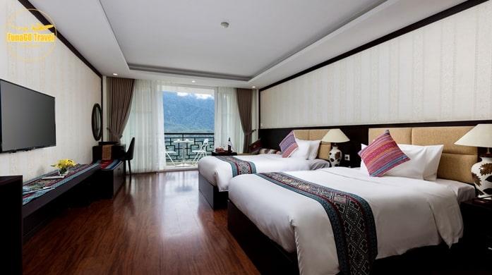 Combo Sapa Diamond Hotel