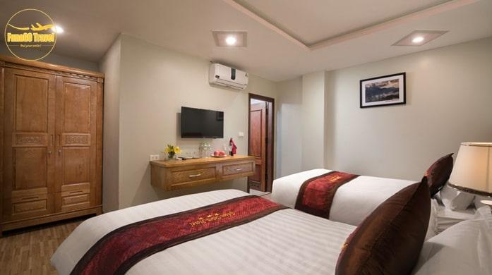 Combo Sapa Golden Town Hotel