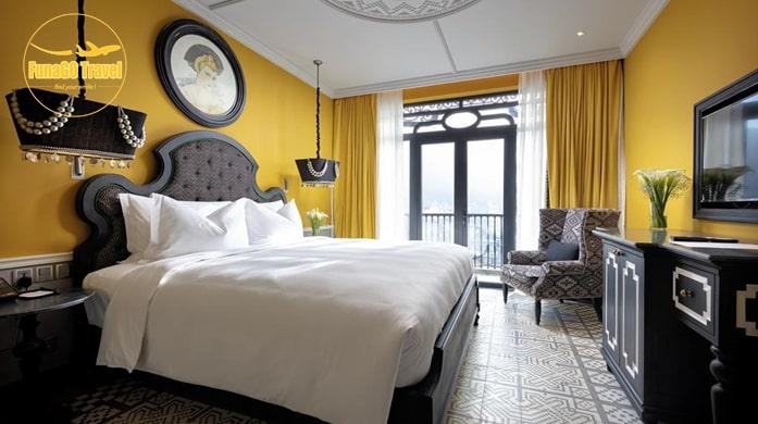 Combo Sapa Hotel De La Coupole Sapa