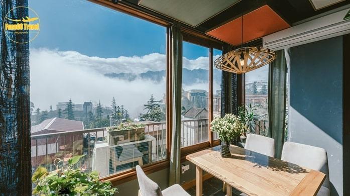 Combo Sapa Panorama Hotel