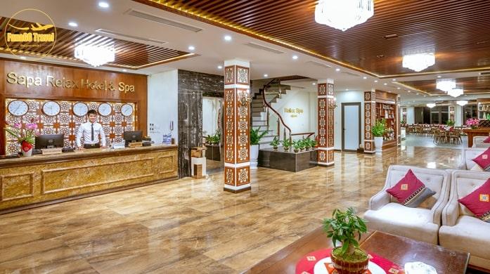 Combo Sapa Relax Hotel
