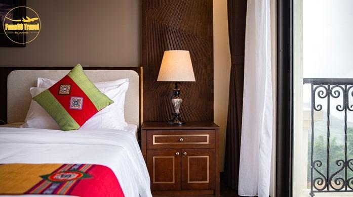 Combo Sapa The View Hotel