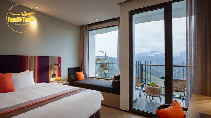 Combo Sapa Pao's Sapa Leisure Hotel
