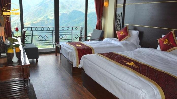 Combo Sapa Vista Hotel