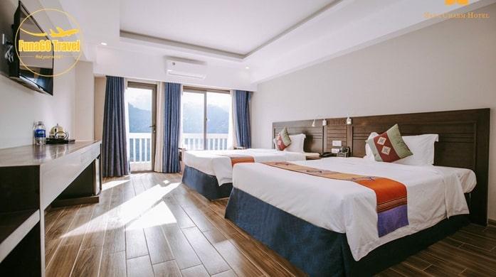 Combo Sapa Charm Hotel